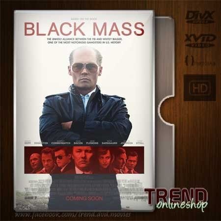 Black Mass (2015) / Johnny Depp, Benedict Cumberbatch / Biography, Crime, Drama / Ind / 1080p  #trendonlineshop #trenddvd #jualdvd #jualdivx