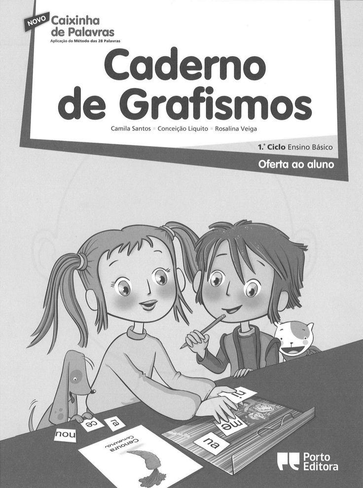 Caixinha de Palavras - caderno de grafismos by brunombdcosta via slideshare