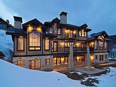 310 Best Images About Dream Homes Mountain Contemporary On