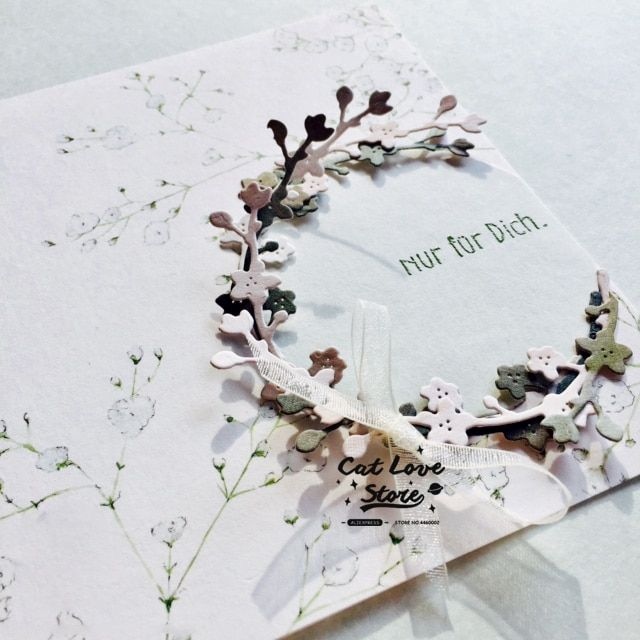 Make It Happen Cutting Dies Stencil Scrapbooking Paper Card Craft Embossing DIY