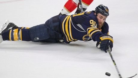 Ryan O'Reilly calls Sabres' playoff drought 'pathetic'