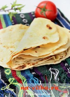 Мексиканская тортилья | Застолье-онлайн