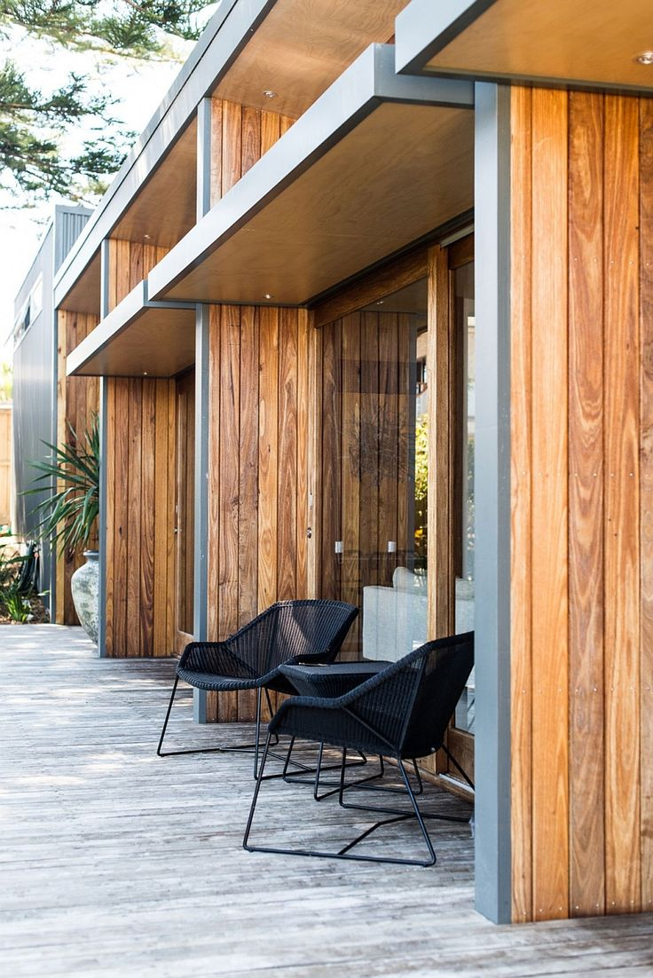 Small 70s Home in Australia, Gets Creative, Eco-Friendly Extension
