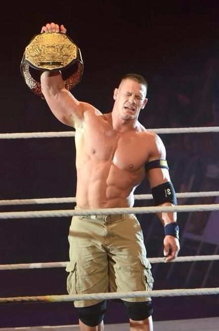 World heavyweight champion john cena | WWE World ...