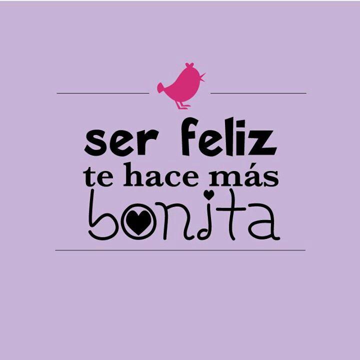 Soy feliz ;)