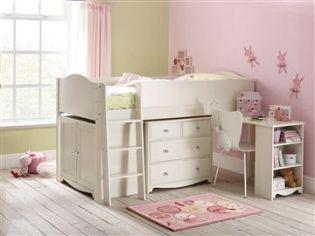 ella cabin station from next kids room girls bedroom. Black Bedroom Furniture Sets. Home Design Ideas