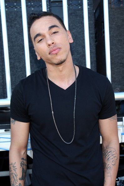 adrian marcel | Adrian Marcel Recording artist Adrian Marcel performs at the Music ...