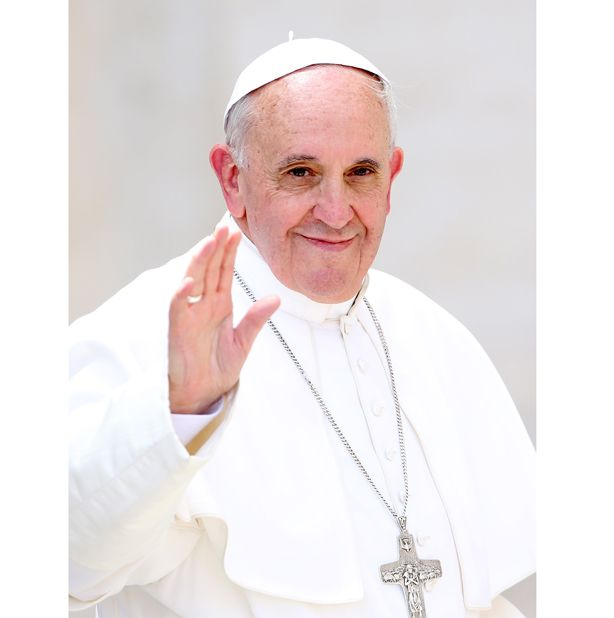 The Best Dressed Man of 2013: Pope Francis