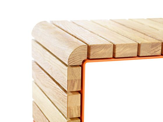 Exterior Benches | Street Furniture | Move | Vestre | Allan. Check It Out On