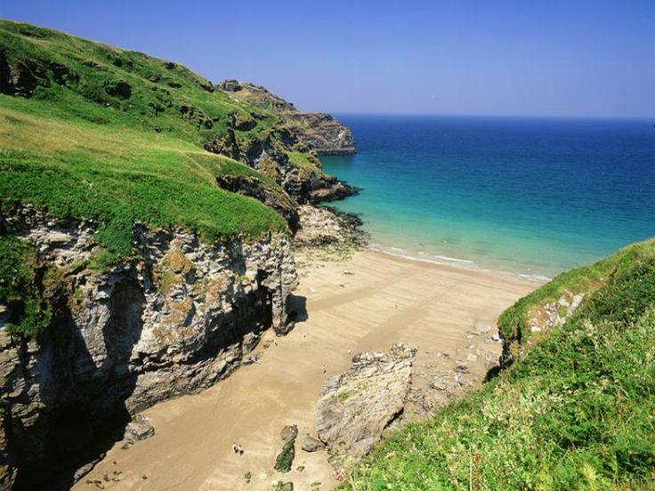 Cornwall Beach Cave Wedding