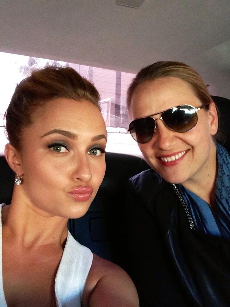 Hayden Panettier: On my way to #TheEllenShow ...