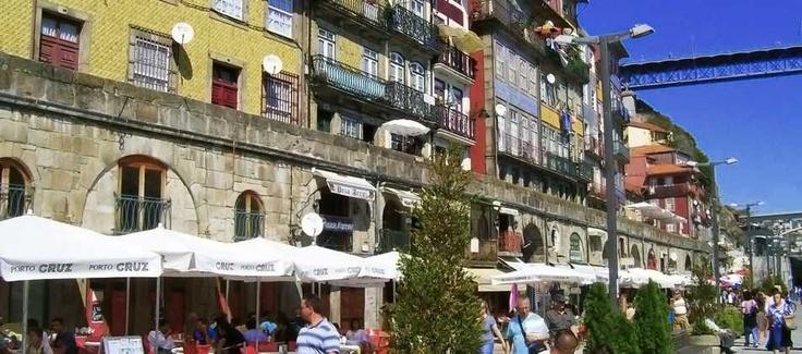 O Porto( North Portugal) beautiful city, best food and the delicious Porto wine!!