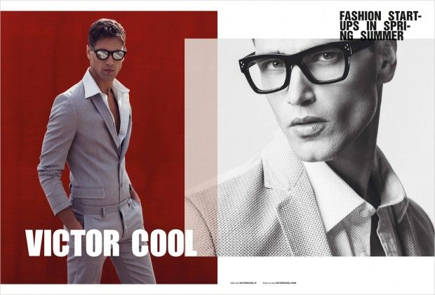 Fabio Mancini for Victor Cool Spring Summer 2016