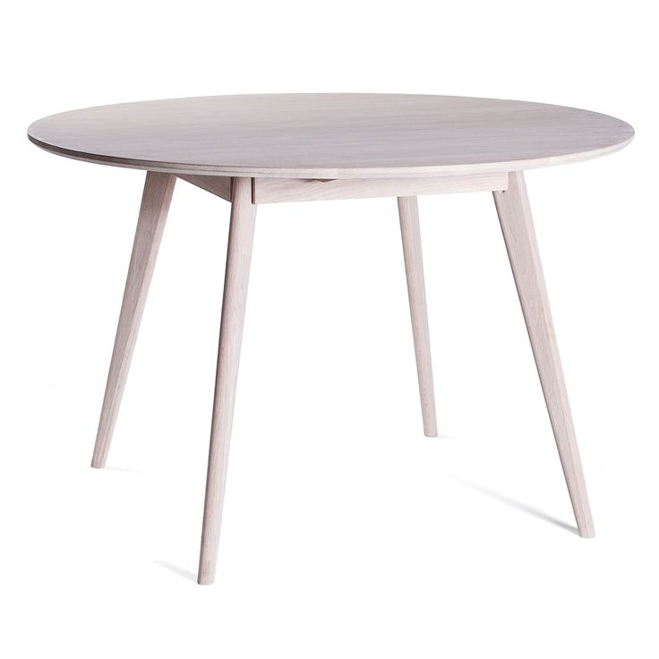 Nordik matbord, vitoljad ek i gruppen Möbler / Bord / Matbord hos RUM21.se (123811)