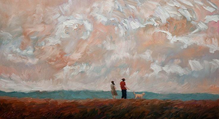 """""""Wind Walk"""" by Steve Coffey"""