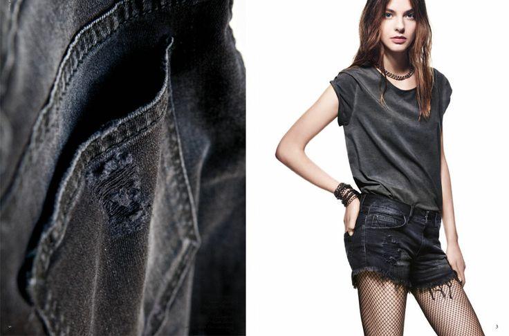 Nouvelle collection REIKO  T-shirt ZOE : http://store.reikojeans.com/fr/nos-modeles/445-t-shirt.html  SHORT TAIMA : bien disponible sur notre site