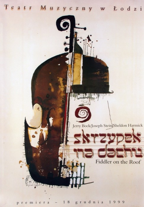 By Ryszard Kaja, 2 0 0 7, Fiddler on the roof.