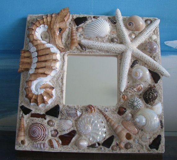 25 Best Ideas About Starfish Mirror On Pinterest Beach Style Bathroom Scales Beach Mirror