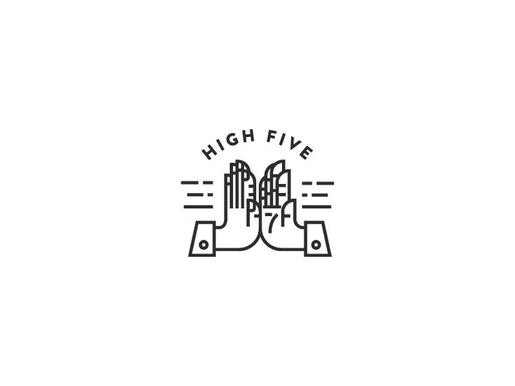 High Five by Jeremy Booth