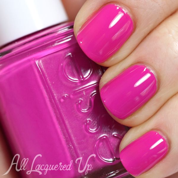 Why Does Neon Nail Polish Chip: 25+ Best Ideas About Neon Pink Nail Polish On Pinterest