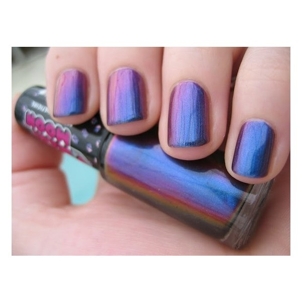 DizzyNails Artsy Mari Moon found on Polyvore