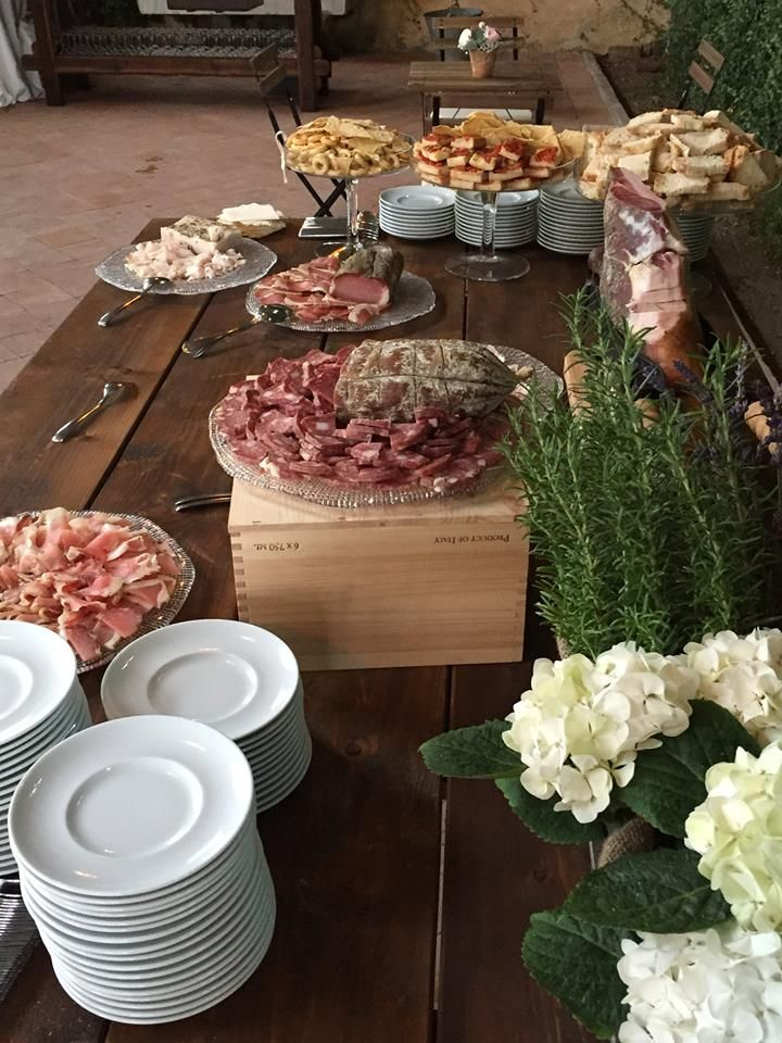 #foodvillabernardini #limonaia #cerimonie