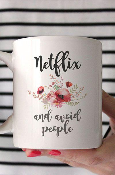 Funny mug sarcastic boho gift