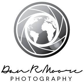 Dan R Moore Photography Logo Concept - Canary Design