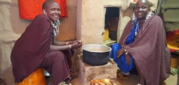 Solar power and clean-burning stoves are saving lives and changing fortunes in the Maasai lands between Kenya and Tanzania.