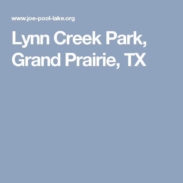 Lynn Creek Park, Grand Prairie, TX