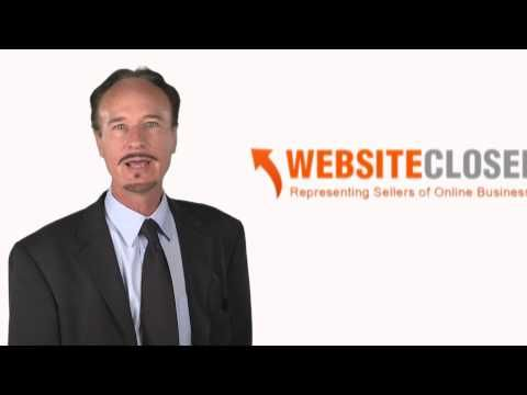 Exit Strategies for Website Property Owners #WebsiteClosers.com