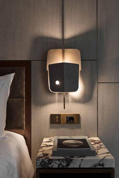 Fendi: A Suite Life, new Roman apartments, on Telegraph Luxury, feat. Fendi Casa lighting