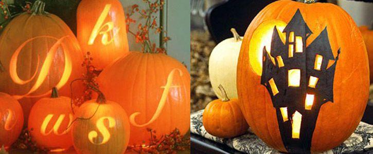 decorar calabaza de halloween