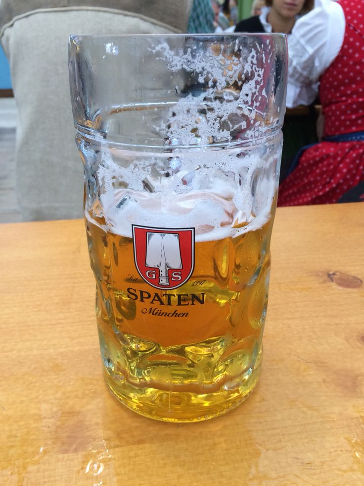 Not the best beer at Octoberfest
