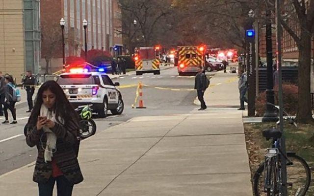 Συναγερμός στις ΗΠΑ: Πυροβολισμοί στο Πανεπιστήμιο του Οχάιο: Προειδοποίηση για ελεύθερο σκοπευτή στο Πανεπιστήμιο του Οχάιο κάνει λόγο η…
