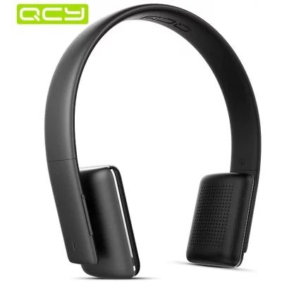 QCY QCY50  - $16.99 (coupon: QCY50) Foldable Bluetooth V4.1 Cordless Headphones with Mic  BLACK   #QCY, #наушники, #Headphones, #gearbest, #Bluetooth   6924