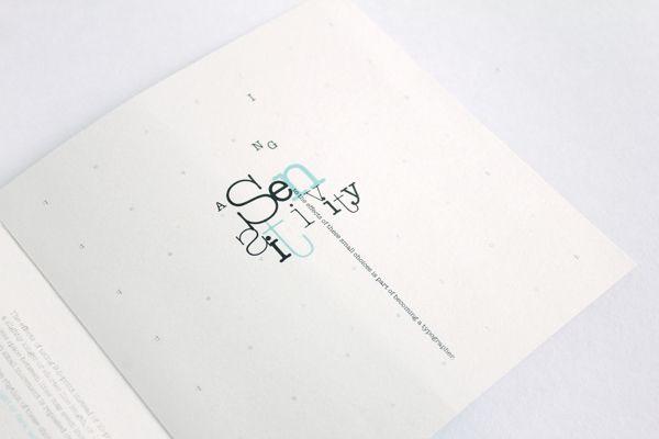 From pen strokes to key strokes by Carol Chan, via Behance