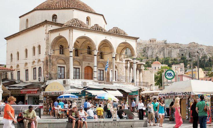 Monastiraki. www.secretearth.com/destinations/18-athens
