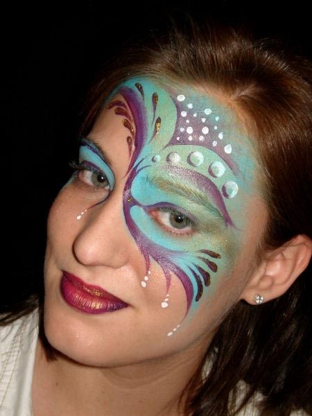 Christina D - Face Painters - About Faces Entertainment
