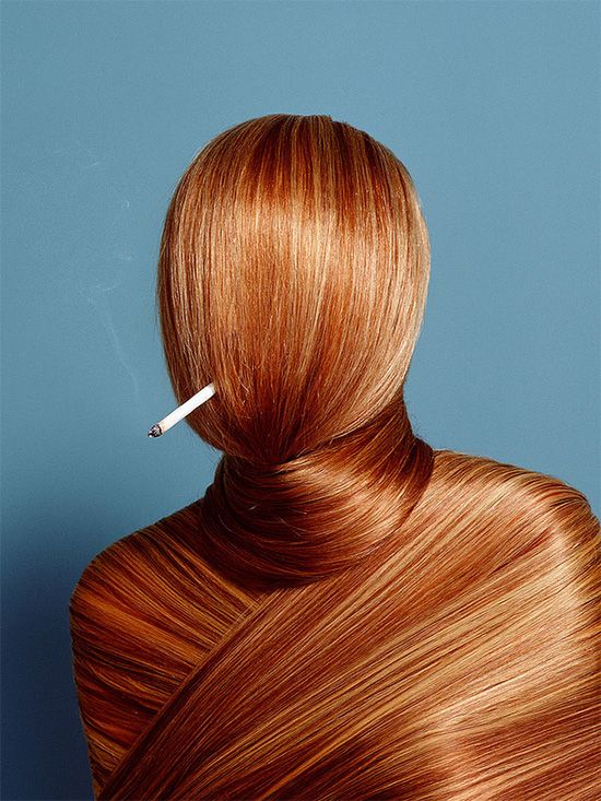 Creative Photo Manipulations by Hugh Kretschmer | Inspiration Grid | Design Inspiration