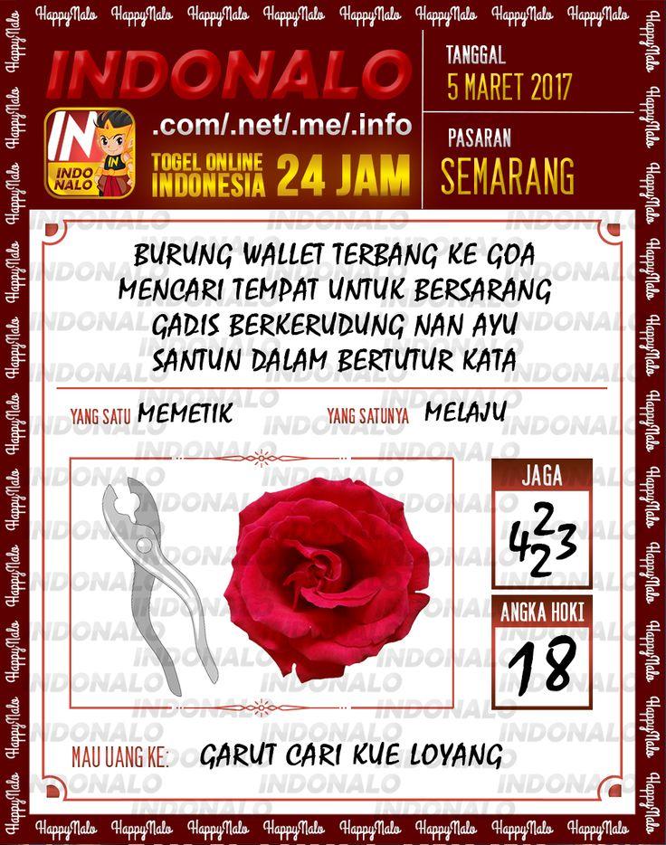 Prediksi 6D Togel Wap Online Indonalo Semarang 5 Maret 2017
