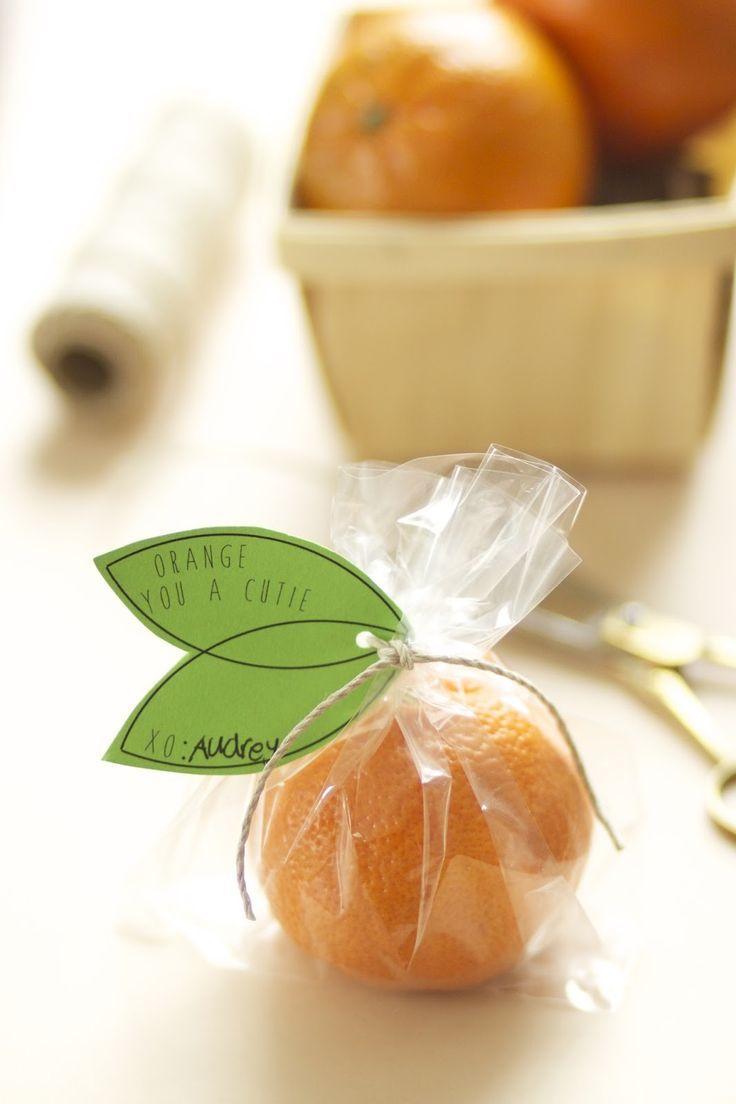 74efd93f2f732f46d4524aaa0f601db7 valentine crafts valentine ideas - Orange You a Cutie Valentines | dandee-designs.com