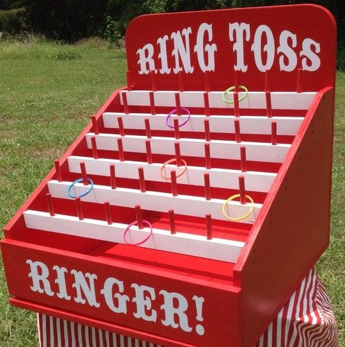Ring Toss Carnival Game FOR VBS OR School Party | eBay
