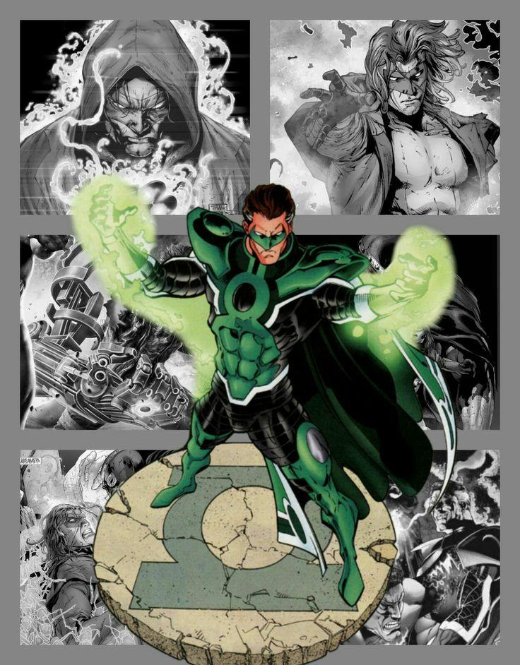 Parallax | Green Lantern / Hal Jordan
