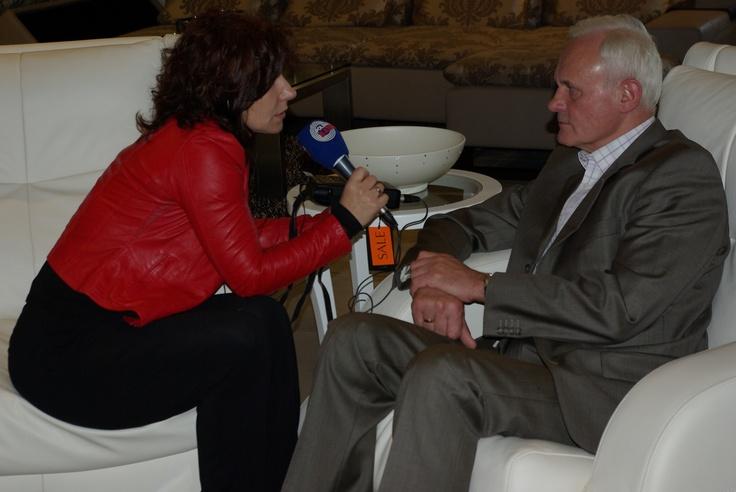 Wywiad z Piotrem Klerem dla Radia Katowice / Radio interview with Piotr Kler
