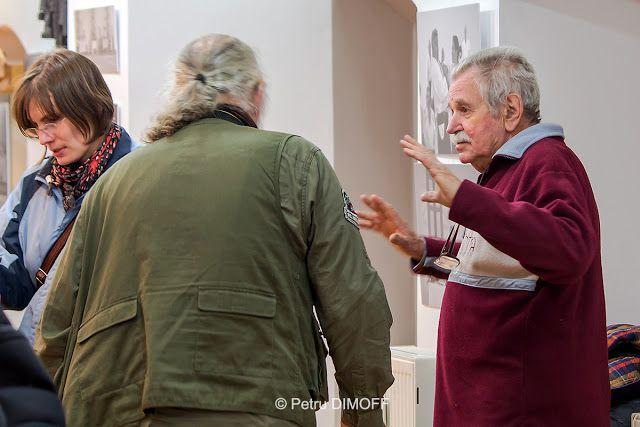 P e t r u     D I M O F F : Vernisajul Expozitiei de fotografie - Ciorchin - F...