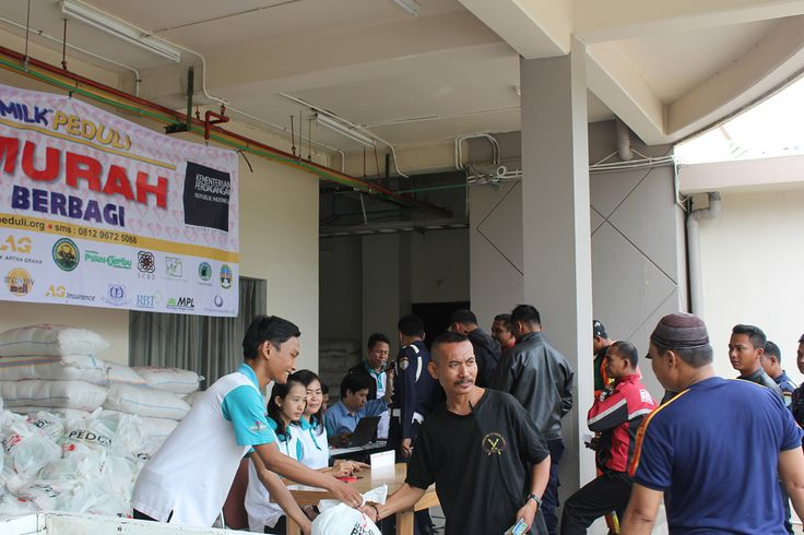 Kegiatan Bakti Sosial di Discovery Hotel & Convention Ancol untuk lingkungan sekitar Ancol termasuk perumahan Marina dan sekitarnya