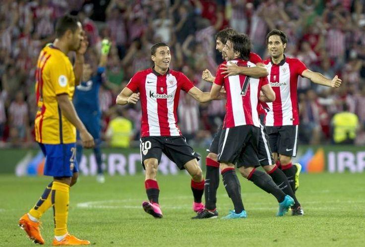 Arranca el ajuste de cuentas entre el Barcelona y el Athletic Club de Bilbao