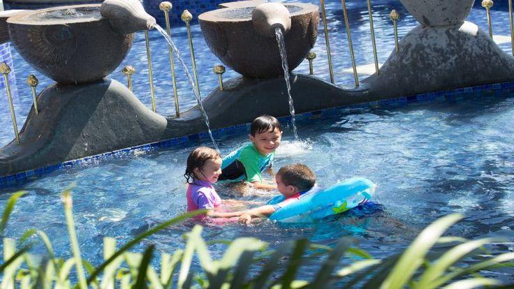 Holiday Inn открывает семейный курорт на Бали, фото