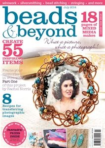 Beads & Beyond July 2014 Buy at gb.trapletshop.com/beads-beyond-july-2014